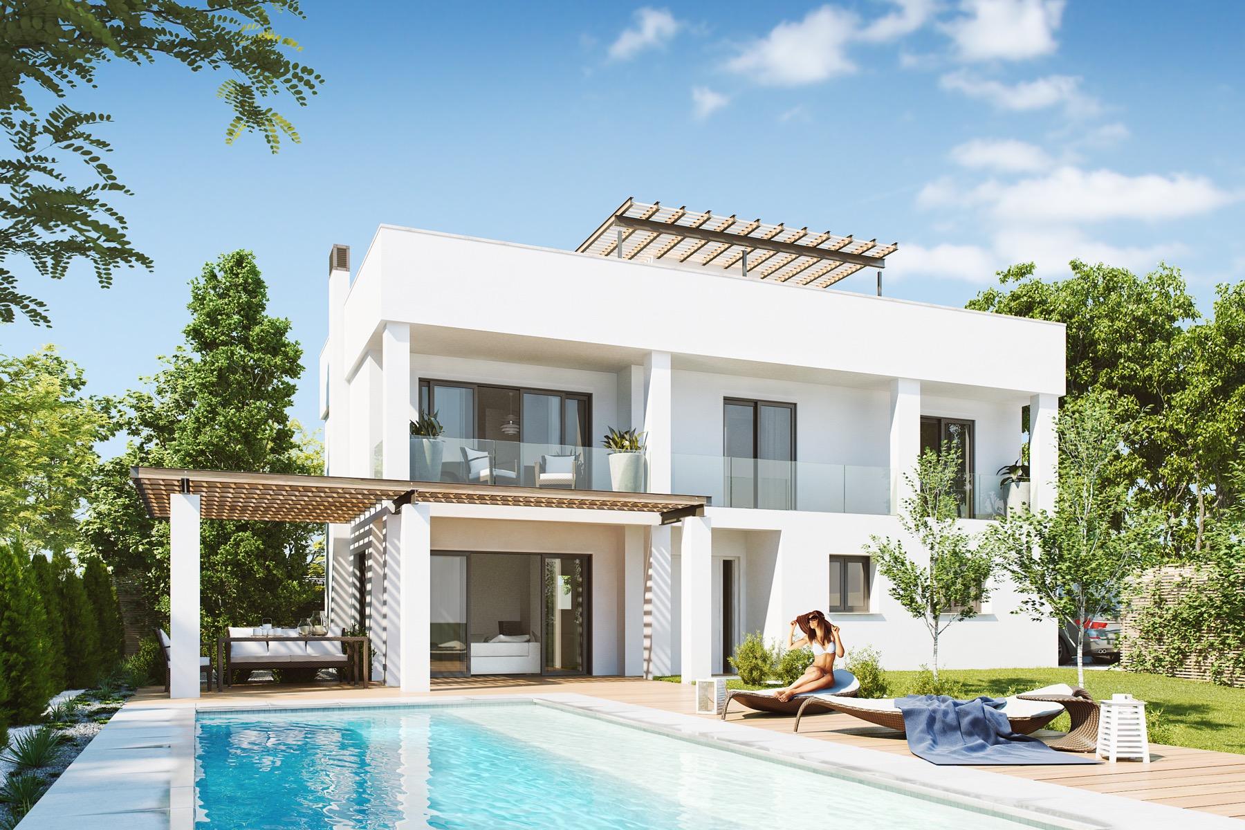 Calahonda arquitectos m laga especialidad viviendas - Arquitectos interioristas malaga ...