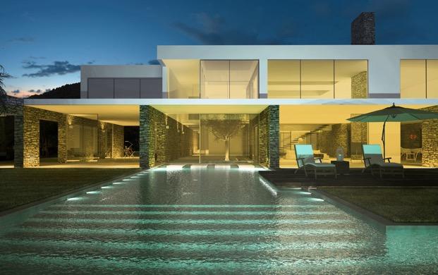 Guadalmina arquitectos m laga especialidad viviendas - Arquitectos interioristas malaga ...