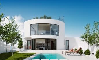 Casa de lujo - Arquitecto Málaga Arturo Montilla