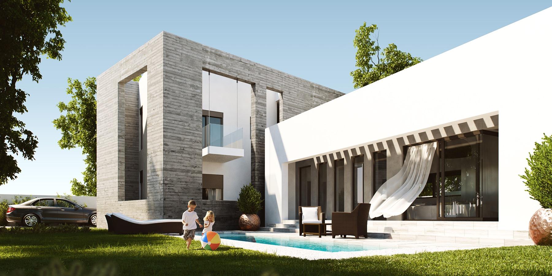 Ronda arquitectos m laga especialidad viviendas - Arquitectos interioristas malaga ...