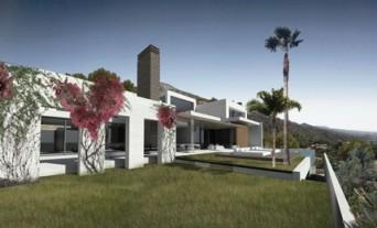 Villa de lujo - Arquitecto Málaga Arturo Montilla