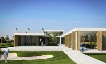 Casa club golf malaga