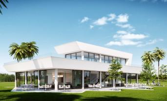 Casa Club Golf lujo Arquitecto Arturo Montilla