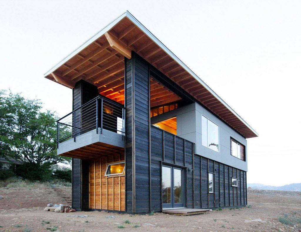 30 Diseños de casas impresionantes de diferentes tipologías y estilos.