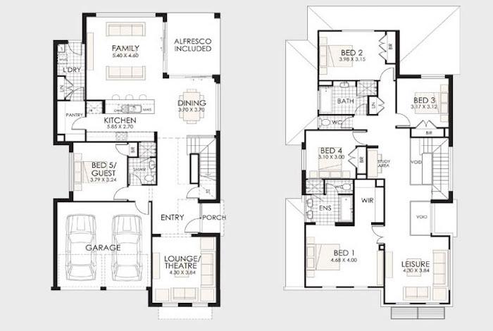 30 Diseños De Casas Impresionantes De Diferentes Tipologías Y Estilos