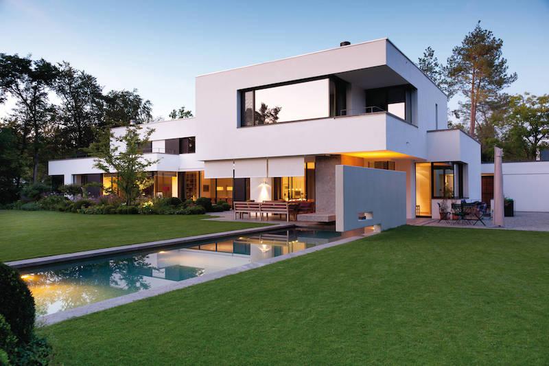 30 Diseños De Casas Impresionantes De Diferentes Tipologías