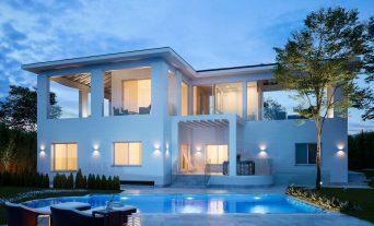 Casa de lujo Arquitecto