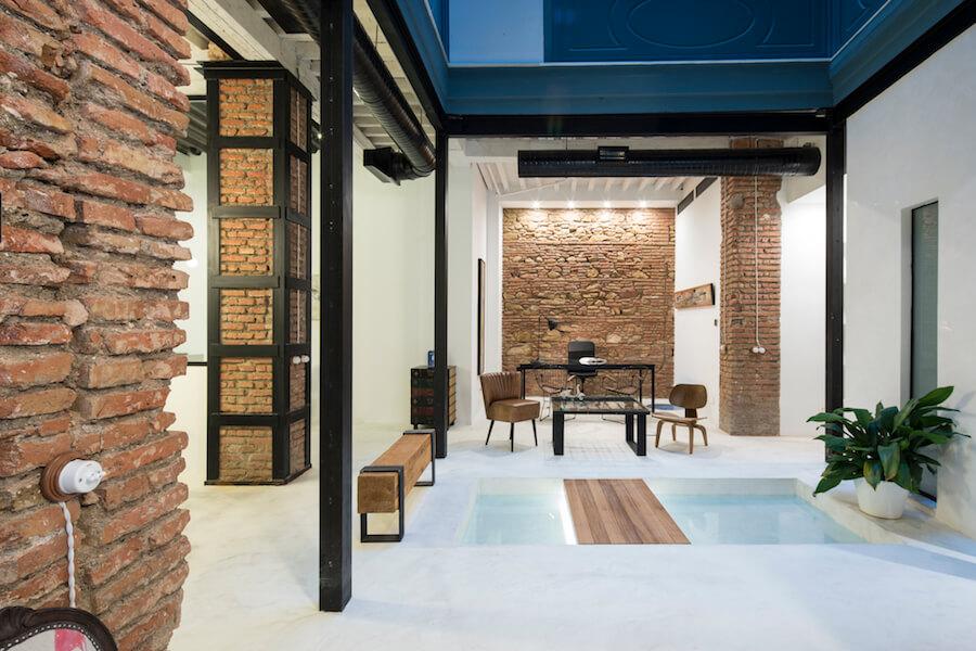 Office malaga centro arquitectos m laga especialidad - Arquitectos interioristas malaga ...