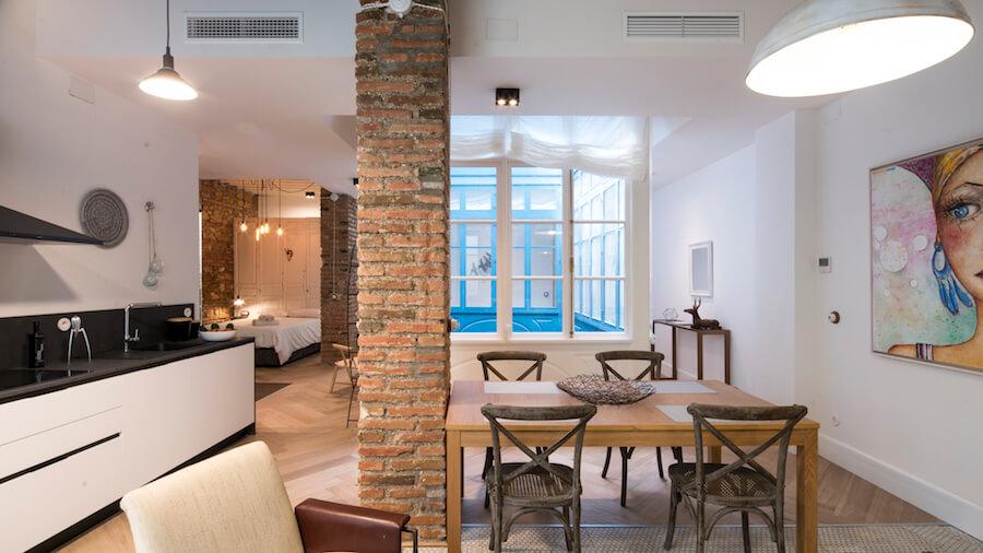 Malaga centro apartamentos arquitectos m laga - Arquitectos interioristas malaga ...