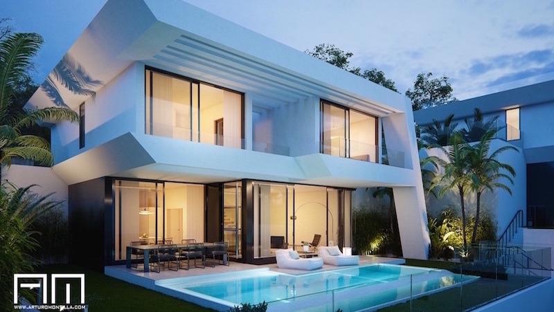 arquitecto malagueño Arturo Montilla_Vivienda unifamiliar_CA portada